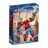 LEGO 樂高 Marvel 76146 蜘蛛人機甲 【鯊玩具Toy Shark】