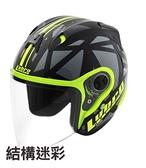 Lubro安全帽,RACE TECH,結構迷彩/黃