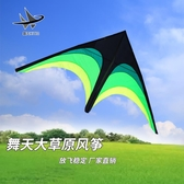 風箏大草原風箏成人 三角長尾