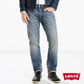 Levis 男款上寬下窄 / 502 Taper牛仔長褲 / 硬挺厚磅