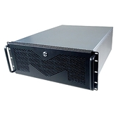TREETOP 樹昌 D401 TI-D401S 4U 黑色 IPC 工業機殼