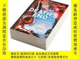 二手書博民逛書店三體系列:死神永生罕見英文原版Death s End 科幻小說Y