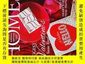二手書博民逛書店ROMANTIC罕見HOMES 2013 03 外文原版室內裝飾設計雜誌Y14610