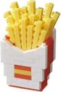 《Nano Block迷你積木》【 美味料理系列 】NBC-305 薯條 / JOYBUS玩具百貨