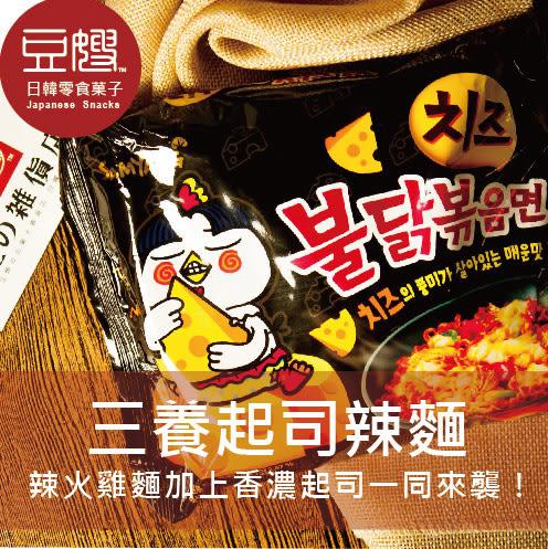 【豆嫂】韓國泡麵 三養起司辣麵(新包裝上市)