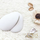 5MM舒適柔軟乳膠前掌墊一對 - 大小腳差一些些或是差半號專用