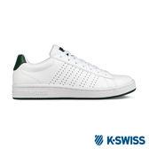 K-Swiss Court Casper S休閒運動鞋-女-白/綠