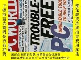 二手書博民逛書店PC罕見WORLD Magazine 2004年2月 英文個人電腦雜誌 可用樣板間道具雜誌Y14610