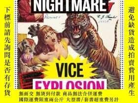 二手書博民逛書店Pirate罕見Nightmare Vice ExplosionY360448 Michael Kupperm