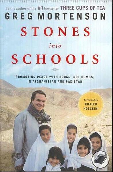 (二手書)Stones into Schools: Promoting Peace with Books, Not Bombs, in A..