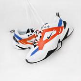 【折後$2799再送贈品】NIKE M2K Tekno OG 休閒鞋 白 橘 藍 男鞋 復古慢跑鞋 老爹鞋 運動鞋 AV4789-100