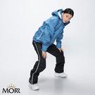 【MORR】Expansion延伸鞋套個性織帶雨褲 【個性黑】防水/透濕/透氣/戶外活動