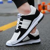 休閒運動鞋春季男鞋子潮鞋小白鞋百搭帆布鞋運動透氣板鞋 法布蕾輕時尚