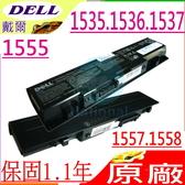 DELL 電池(原廠)-戴爾 電池- STUDIO 15,1535,1536,1537,1555,1557,1558,MT276,KM887,KM904,WU946