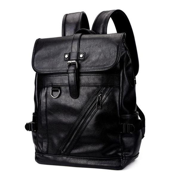 男士運動旅行雙肩後背包男時尚休閒雙肩背包筆電《印象精品》r475