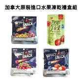 加拿大原裝進口水果凍乾禮袋組