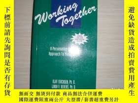 二手書博民逛書店WORKING罕見TOGETHER 105Y10970 出版1995