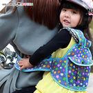 兒童多功能卡通印花摩托車安全背帶 綁帶 背包