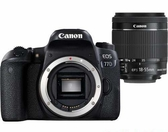 Canon EOS 77D + 18-55mm 中文 保固一年 【平行輸入】 WW