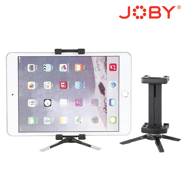 (免運可分期) 3C LiFe JOBY GrioTight Micro Stand for smaller tablets小型平板座夾 JM5