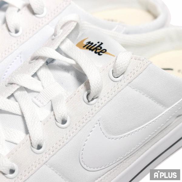 NIKE 男女 休閒鞋 WMNS NIKE COURT LEGACY MULE 半包 懶人鞋-DB3970100