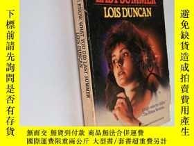 二手書博民逛書店I罕見Know What You Did Last Summer (英文原版 )Y261601 Lois Du