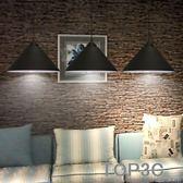 辦公室工作吊燈 酒吧臺美發店裝修 設計師燈咖啡店簡約單頭吊燈鋁igo「Top3c」