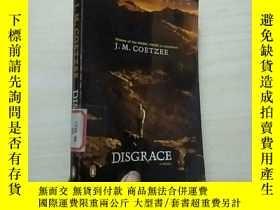二手書博民逛書店Disgrace:罕見A NovelY23625 J. M. C