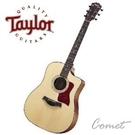美國 Taylor 110CE民謠木吉他【Taylor木吉他專賣店/吉他品牌/110CE】