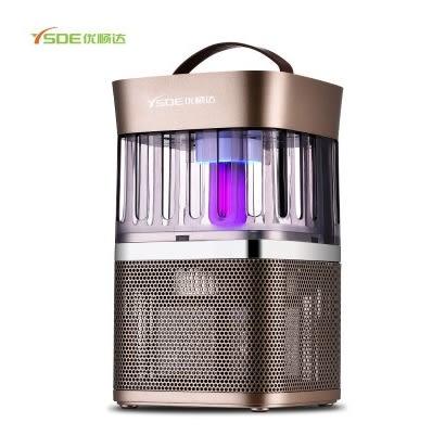 【電壓220V附變壓器】滅蚊燈家用光觸媒吸蚊器無輻射嬰兒孕婦捕蚊器靜音