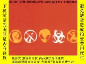 二手書博民逛書店The罕見Little Book of Conspiracies