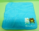 【震撼精品百貨】Daisy & Coro 熊與兔~方毛巾