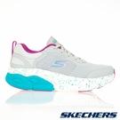 SKECHERS GORUN MAX CUSHIONING ULTIMATE 女鞋 慢跑 加厚 抗菌鞋墊 灰 【運動世界】 128266GYMT