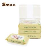 小獅王辛巴Simba EDI超純水嬰兒柔濕巾組合包(20抽x3包)