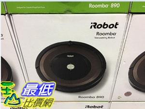 [COSCO代購] C119556 IROBOT ROBOT VACUUM IROBOT掃地機器人 ROOMBA 890