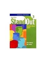 二手書博民逛書店《Stand Out (3) 2/e with MP3/1片(International Student Edition)》 R2Y ISBN:9781424019083