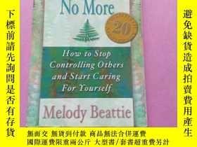 二手書博民逛書店Codependent罕見No More: How to Stop Controlling Others and