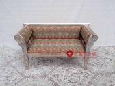 [紅蘋果傢俱] ML5005 新古典 小貴妃椅 小沙發椅 休閒椅 穿鞋凳 造型椅 洽談椅  金箔 銀箔