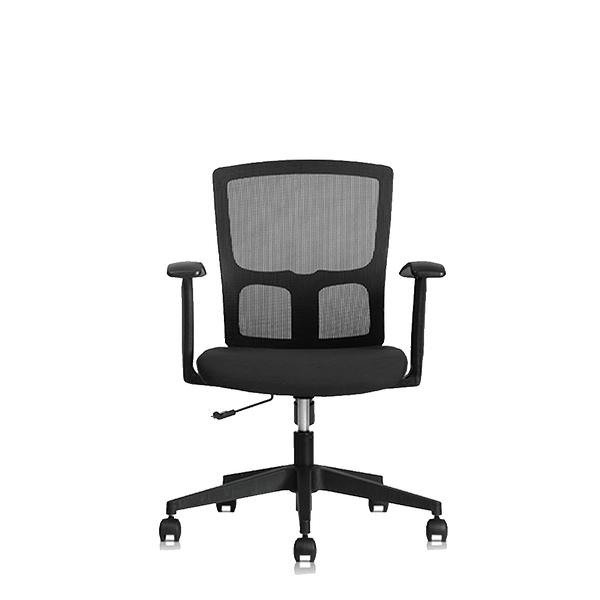 【BNS居家生活館】台灣製BACKBONE-DEER-LIT網布辦公椅/辦公椅/椅子
