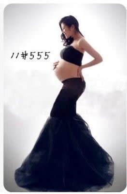 孕婦寫真孕婦藝術照拍照服飾影樓孕婦裝