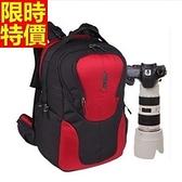 相機包-超大容量防盜雙肩攝影包6色68ab48[時尚巴黎]
