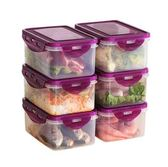塑料保鮮盒套裝飯盒便當盒密封盒餃子盒 BF1752『寶貝兒童裝』