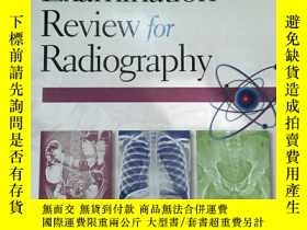 二手書博民逛書店examination罕見review for radiogra