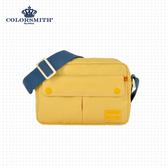 【COLORSMITH】CE.方型側背包・CE1006-A-YL