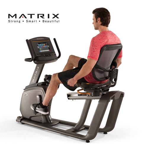 喬山JOHNSON|Matrix Retail R30 斜臥式健身車 [XIR控制面板] 國旅卡特約店
