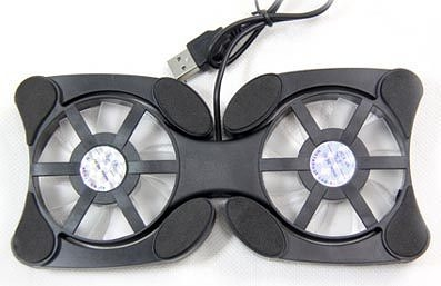 [NOVA成功3C]八爪魚 黑色 USB筆電NB散熱座  喔!看呢來