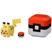 Pokemon GO 精靈寶可夢 PQB-01 皮卡丘探險寶貝球 12117