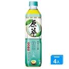 原萃綠茶玉露580mlx4【愛買】