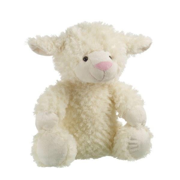 mothercare 可愛小羊絨毛玩偶