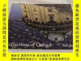 二手書博民逛書店reflections罕見of oxfordY15809 rob judges